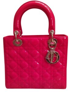 Dior Satchel in Pink
