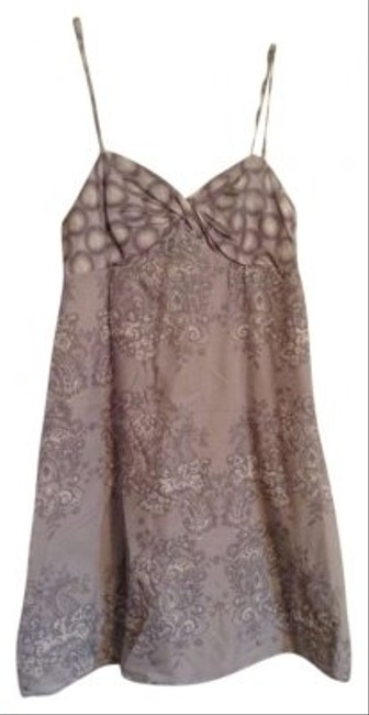 The Limited short dress Grey print on Tradesy