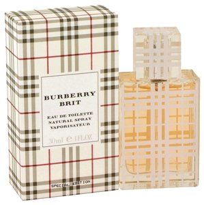 Burberry BURBERRY BRIT by BURBERRY Eau de Toilette Spray ~ 1.0 oz / 30 ml