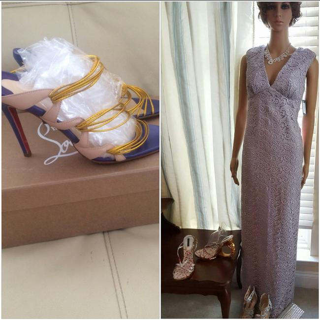 Marina Wear Lace Gown Long Brides's Mother Dress Image 10