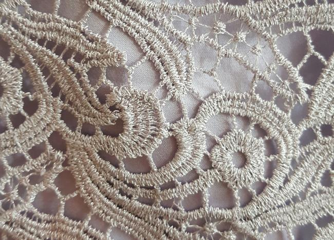 Marina Wear Lace Gown Long Brides's Mother Dress Image 6