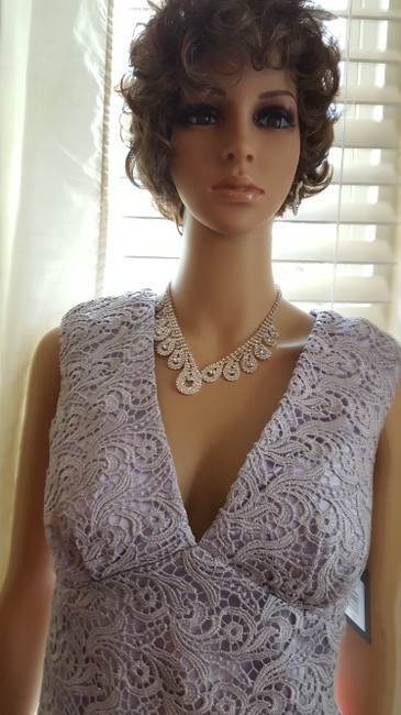 Marina Wear Lace Gown Long Brides's Mother Dress Image 7