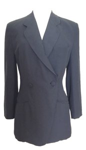 Emporio Armani Made In Italy Classic Black Blazer