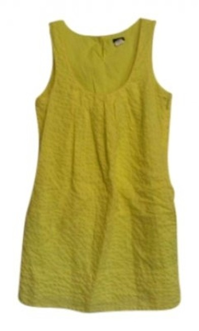 Preload https://item4.tradesy.com/images/jcrew-yellow-textured-above-knee-short-casual-dress-size-4-s-134618-0-0.jpg?width=400&height=650