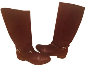 Burberry Tan/Brown Boots
