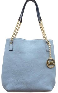Michael Kors Jet Set Chain Item Messenger Leather Cross Body Bag