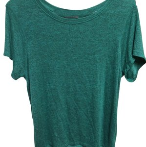 Market & Spruce T Shirt Green marled