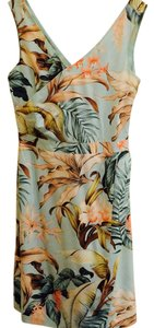 Tommy Bahama short dress Multi Floral: Floral on Tradesy