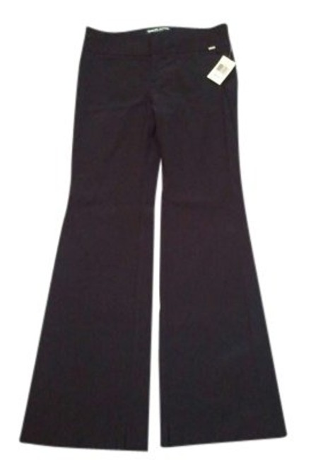 Guess Flare Pants Black