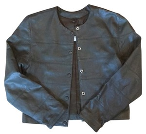 Batrapelle Leather Jacket