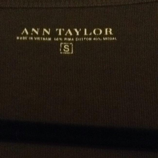 Ann Taylor T Shirt Brown