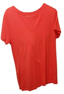Pure Energy T Shirt coral