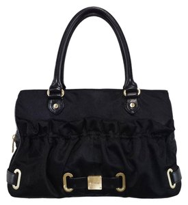 Botkier Nylon Leather Shoulder Bag