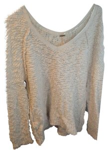 Free People Oversized Comfortable Sweater