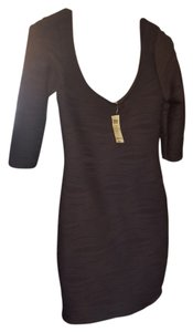 Arden B. short dress Black on Tradesy