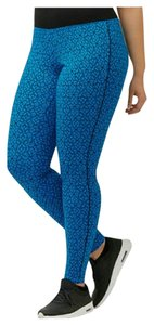 Lane Bryant Active Gym blue Leggings