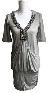 Voom by Joy Han short dress Gray on Tradesy
