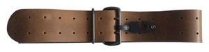 The Limited NEW WITH TAGS! Womens The Limited Wide Brown Fashion Belt Size Small S