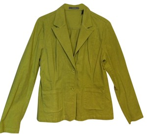 Liz Claiborne Apple green Blazer