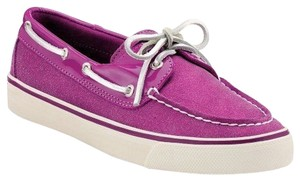 Sperry Preppy Pink Flats