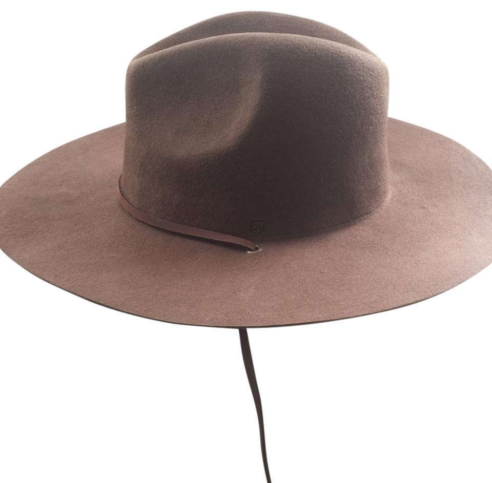 8cd883704fa Brixton Tan Mayfield Hat - Tradesy