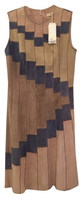 Tory Burch short dress Suede on Tradesy Image 2