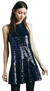 Free People Sequins Dress