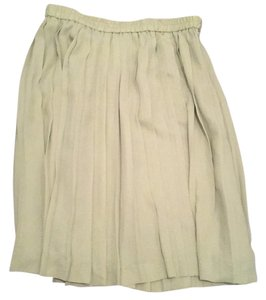 Banana Republic Skirt Lime green
