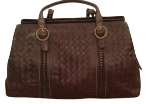 Bottega Veneta Satchel in Brown