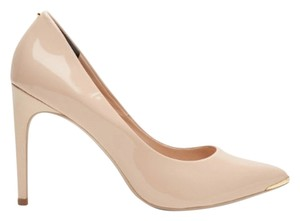 Ted Baker Leather Heels Nude Pink Pumps