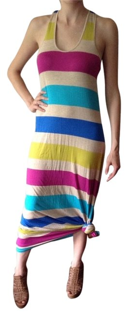 Preload https://item1.tradesy.com/images/calvin-klein-maxi-dress-multicolored-1346950-0-0.jpg?width=400&height=650