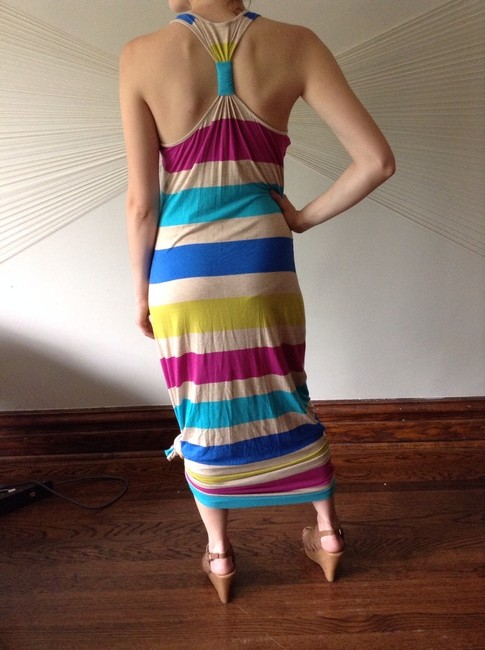 Multicolored Maxi Dress by Calvin Klein