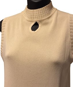Other Cotton Polyester Top Cream