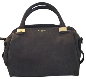 Lanvin Satchel in Gray