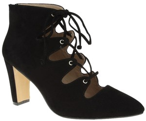 Nina Shoes Heel Black Boots