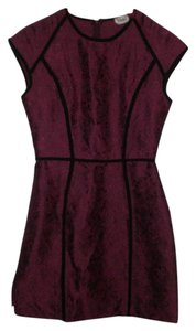 Tobi Lace Purple Dress