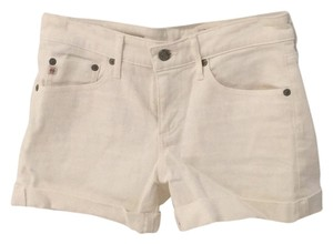 AG Adriano Goldschmied Cuffed Shorts