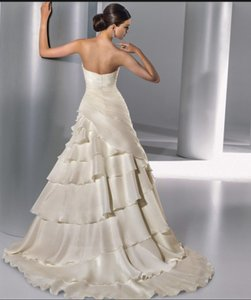 Demetrios Illusions Style 3137 Wedding Dress