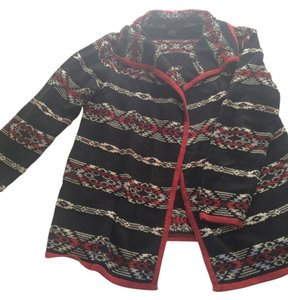 Nomadic Traders Aztec Flowy Comfortable Sweater Cardigan