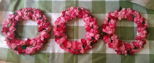 3 Beautiful Floral Wreaths