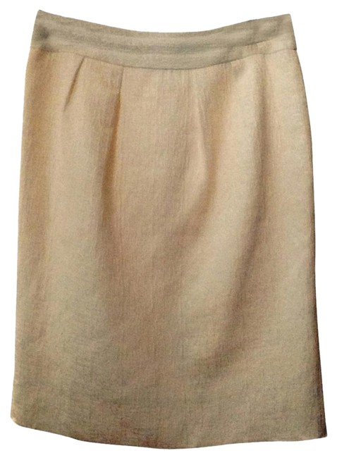 Banana Republic Skirt Ivory