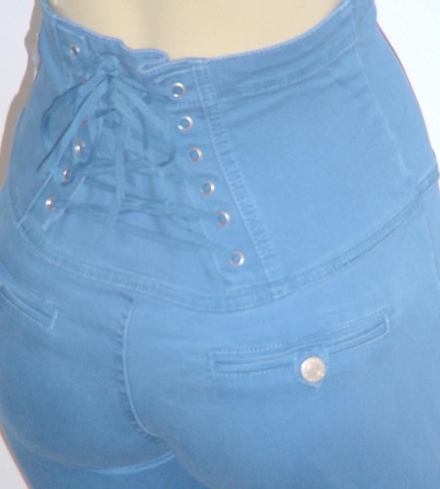 e3933accf23 BB Jean Corset Highwaist Colored Vintage Skinny Jeans Image 11.  123456789101112