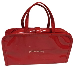 Philosophy three compartment carry all.
