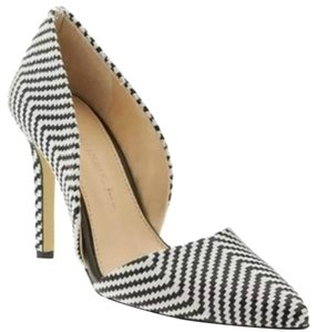 Banana Republic Adelia Black & White Pumps