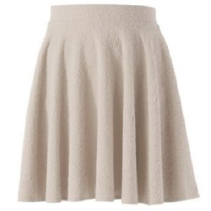 LC Lauren Conrad Skirt Chateau Gray