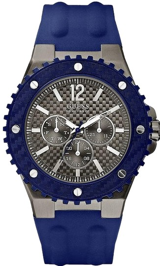 Guess Guess Male Dress Watch U12655G1 Blue
