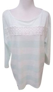 LC Lauren Conrad T Shirt Morning Mist