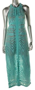 green Maxi Dress by Tracy Reese