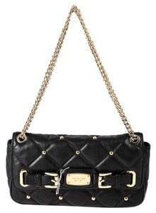 Michael Kors Quilted Leather Chain Strap Shoulder Bag