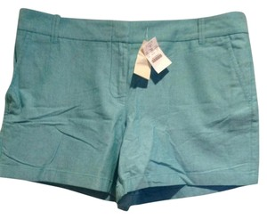 """J.Crew 5"""" Inseam Sits Just Above Hip Zip Fly Machine Wa Tags/Spare Button Shorts"""